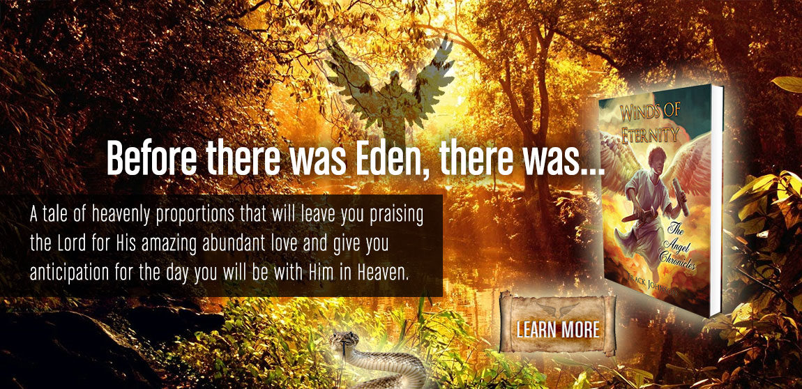 Before there was Eden, there was the Angel Chronicles